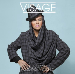 Visage - She's Electric (Coming Around) (EP) (2014)
