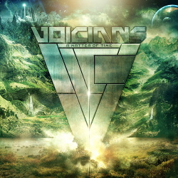 Voicians - A Metter Of Time (2014)