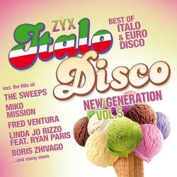 VA - ZYX Italo Disco New Generation Vol.5 (2CD) (2014)