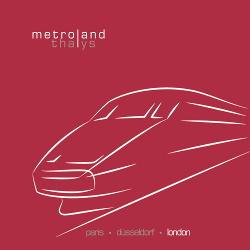 Metroland - Thalys (Promo) (2014)