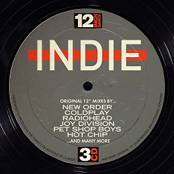 VA - 12 Inch Dance Indie (3CD) (2015)