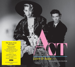Act - Love & Hate - A Compact Introduction (2015)