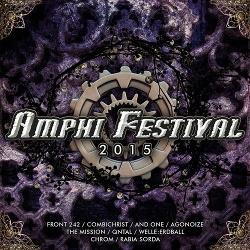 VA - Amphi Festival 2015 (2015)