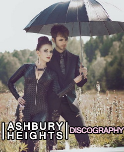 Ashbury Heights Discography 2005-2015