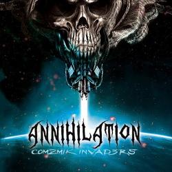 Cozmik Invad3rs - Annihilation (EP) (2015)