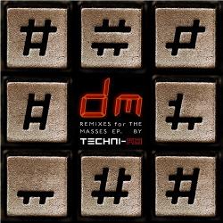 Depeche Mode - Remixes For The Masses EP. by Techni-ka (2014)