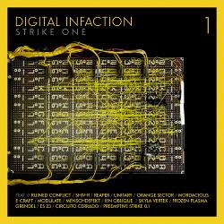 VA - Digital Infaction - Strike One (2015)