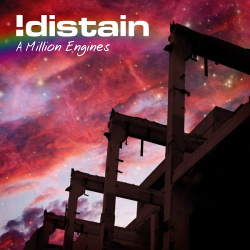 !Distain - A Million Engines (2015)