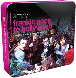 Frankie Goes To Hollywood - Simply (3CD) (2015)