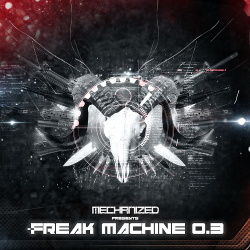 VA - Freak Machine 0.3 (3CD) (2015)