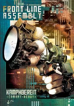 Front Line Assembly - Kampfbereit (DVD) (2015)