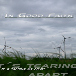 In Good Faith - It's Tearing Me Apart (EP) (2014)