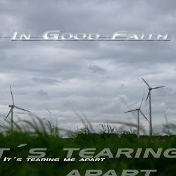 In Good Faith - It's Tearing Me Apart (EP) (2014)