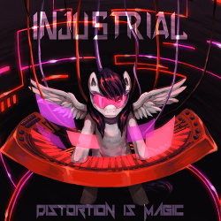 Injustrial - Distortion Is Magic (2014)