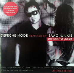 Isaac Junkie - Never Feel The Silence (EP) (2015)