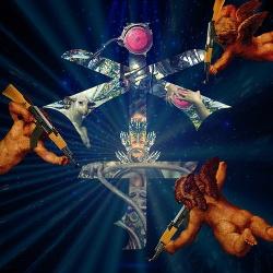 Juno Reactor - The Golden Sun Remixed (2015)