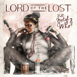 Lord Of The Lost -  Full Metal Whore (EP) (2015)