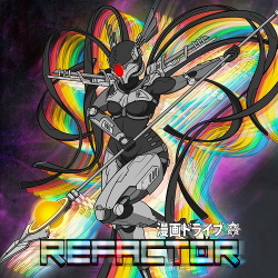 Mangadrive - Refactor (2015)
