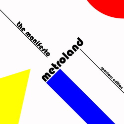 Metroland - The Manifesto EP (Spacious Edition) (2015)