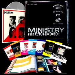 Ministry - Trax Box (7CD Box Set) (2015)