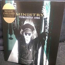 Ministry - Toronto 1986 (2015)
