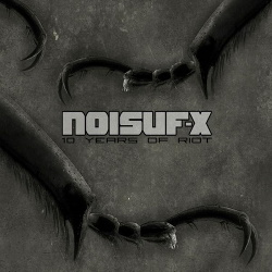 Noisuf-X - 10 Years of Riot (2CD) (2015)