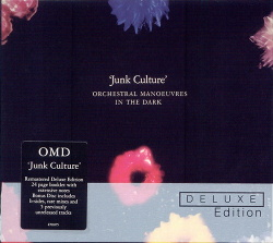 Orchestral Manoeuvres In The Dark ‎- Junk Culture (2CD Deluxe Edition) (2015)