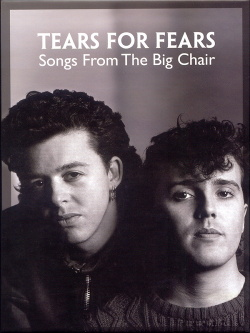 Tears For Fears - Songs From The Big Chair (4CD 30th Anniversary Edition) (2014)