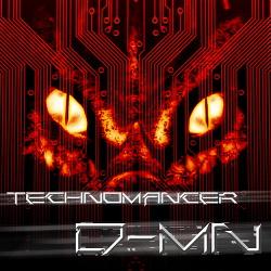 Technomancer - D-MN (EP) (2014)