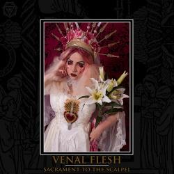 Venal Flesh - Sacrament to the Scalpel EP (2015)