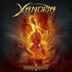 Xandria - Fire & Ashes (EP) (2015)