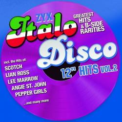 VA - ZYX Italo Disco 12'' Hits Vol.2 (2CD) (2015)