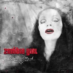 Zombie Girl - Panic Attack EP (2015)