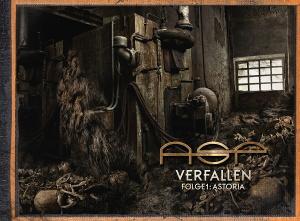 ASP - Verfallen - Folge1: Astoria (2CD) (2015)