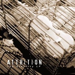 Attrition - The Eternity LP (2017)
