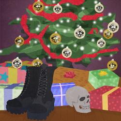VA - Brutal Resonance Presents: An Industrial Christmas (2017)