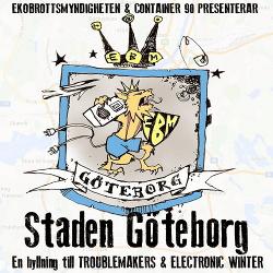 Container 90 & EkoBrottsMyndigheten - Staden Göteborg (2016)