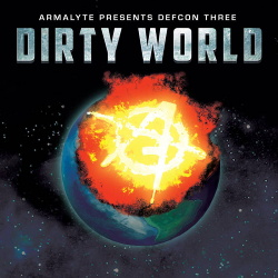 VA - Defcon Three: Dirty World (2016)