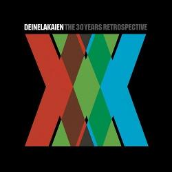 Deine Lakaien - XXX. The 30 Years Retrospective (4CD) (2016)