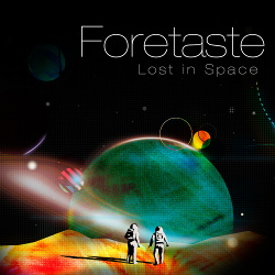 Foretaste - Lost In Space (EP) (2016)