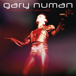 Gary Numan - Live At Hammersmith Odeon 1989 (2017)