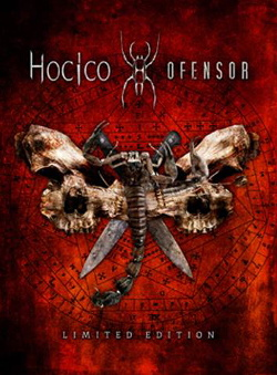 Hocico - Ofensor (3CD Limited Edition) (2015)