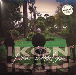 Ikon - I Never Wanted You (CDM) (2016)