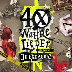 In Extremo - 40 wahre Lieder - The Best Of (2017)