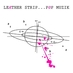Leaether Strip - POP MUZIK (Single) (2016)