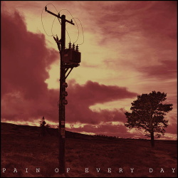 Machinista - Pain Of Every Day (Single) (2016)