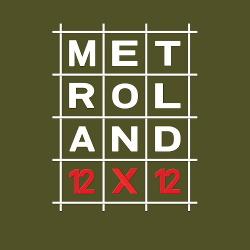 Metroland - 12X12 (4CD Limited Edition) (2017)