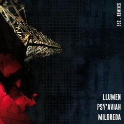Mildreda - Psy'Aviah - Llumen - The B52 remixes (2016)