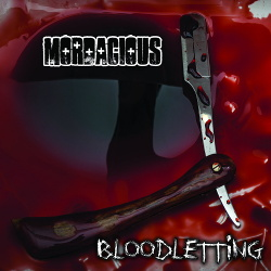 Mordacious - Bloodletting (2017)