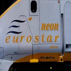 Neon - Eurostar. The Remixes EP (2016)